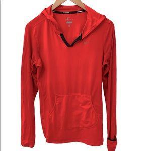 Nike Dri-fit Medium with hoodie